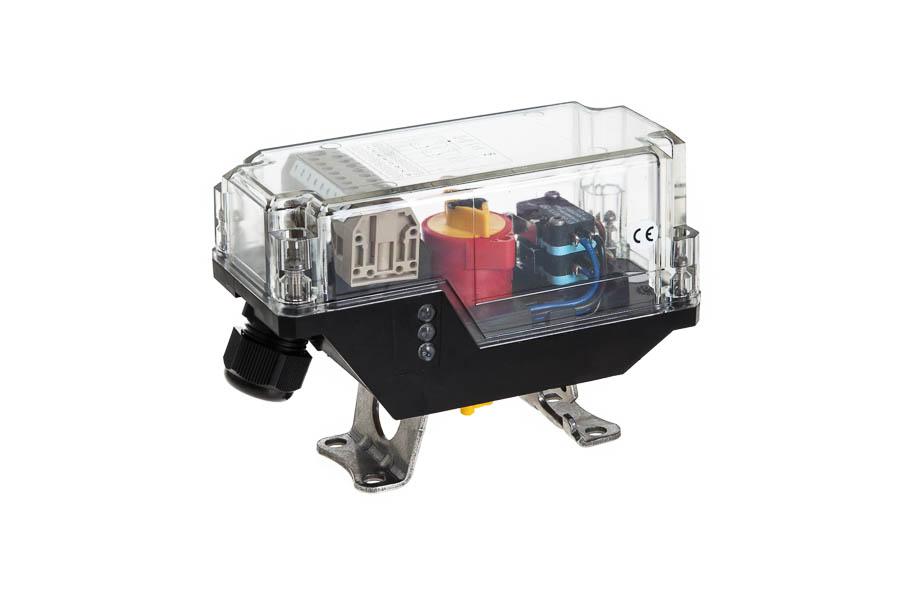 Endschalterbox mit Mikroschalter- 24 V / 230 V