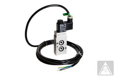 3/2- Wege Magnetventil, 230 V AC, G 1/4'', ATEX Anwendungen - Zone 1