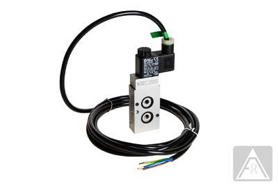 5/2- Wege Magnetventil, 230 V AC, G 1/4'', ATEX Anwendungen - Zone 1